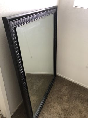 Wall/fashion mirror for Sale in Perris, CA