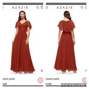 AZAZIE CUATOM DRESS for Sale in Altamonte Springs, FL