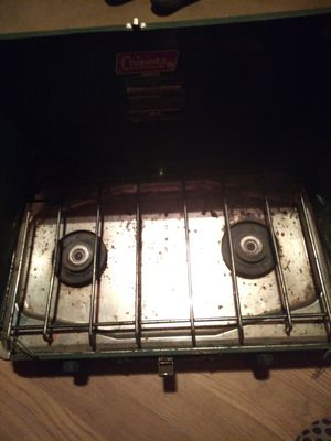 2 Coleman propane stoves for Sale in Embden, ME