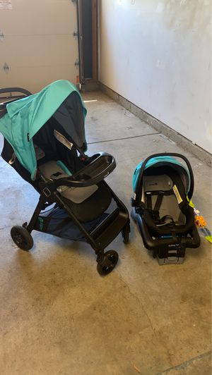 Safety first travel system for Sale in Fairfield, CA