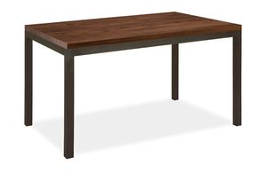 Room & Board Wooden & Steel Tall Table/Desk for Sale in New York, NY