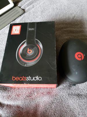 Beats studio headphones for Sale in Fresno, CA