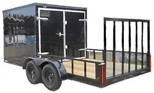 Hybrid Trailers / Utility Enclosed Trailers for Sale in Doral, FL