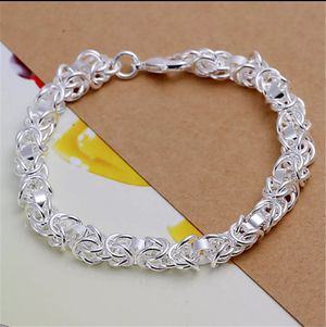 $8 brand new 7.5 inch silver plated bracelet for Sale in Manchester, MO