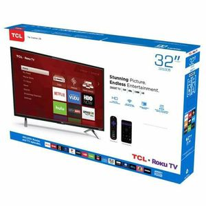 """32"""" TCL Roku TV for Sale in Brockton, MA"""