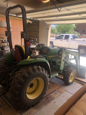 John deer tractor 4300 for Sale in Phoenix, AZ