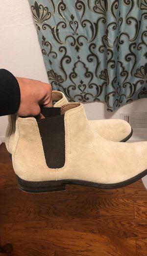 Aldo Chelsea boots (tan) for Sale in Denver, CO