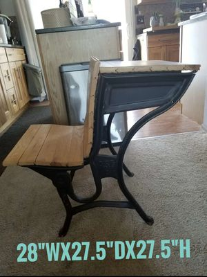 Antique School Desk for Sale in Thornton, CO