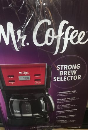 New 12 cup coffee makers for Sale in Findlay, OH