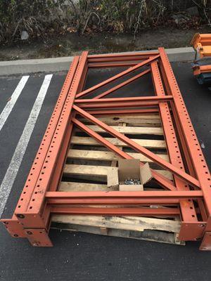 Pallet racking/warehouse storage racks for Sale in Huntington Beach, CA