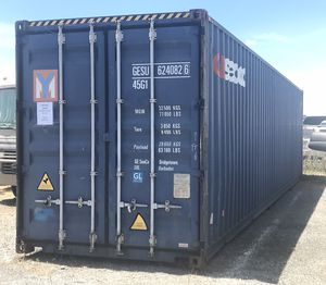 SHIPPING CONTAINER 40 x 9 x 8 $2600 for Sale in Fremont, CA