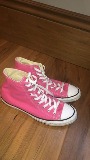 New Pink Converse Size 10 Men for Sale in Yorba Linda, CA