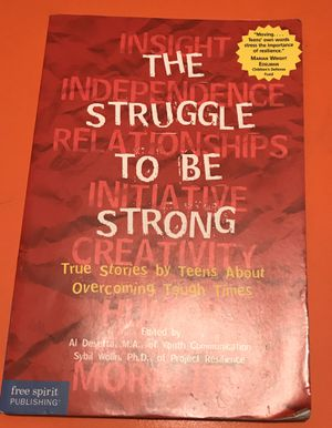 FREE book for teens by teens for Sale in Brooklyn, NY