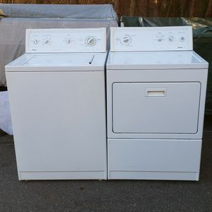 Kenmore Washer And Dryer Set! Delivery! for Sale in Happy Valley, OR