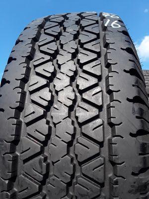 255/70-16 #1 tire for Sale in Alexandria, VA