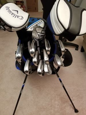 Golf Clubs and Bag for Sale in Springfield, VA