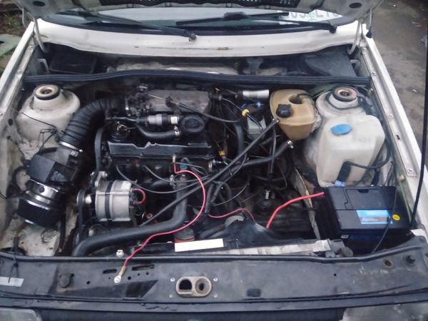 89 Vw Mk2 Golf