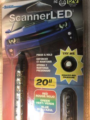 "Scanner LED 20"" Lights for Car or Truck for Sale in Fort Myers, FL"