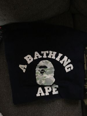 Bape shirt and shorts for Sale in New Kensington, PA