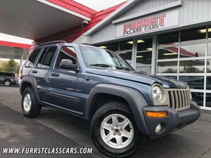 2002 Jeep Liberty for Sale in 28227, NC