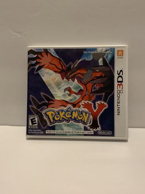 Pokemon Y Nintendo 3DS Game for Sale in Naperville, IL