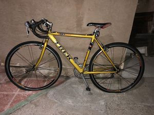 Vintage Trek 5000 special gold edition icon road bike for Sale in National City, CA