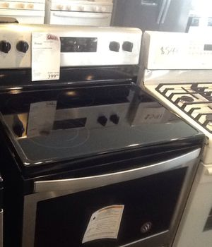 New open box electric range WFE505W0HS for Sale in Whittier, CA