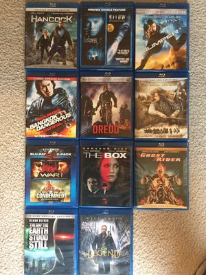 Blu-Ray Movies for Sale in Columbia, MO