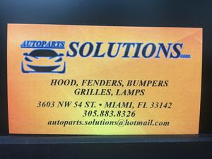Aftermarket parts for Sale in Hialeah, FL