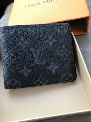 Louis Vuitton bi fold wallet for Sale in San Antonio, TX