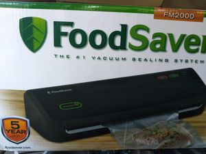 Food saver the#1 vacuum sealing system for Sale in Modesto, CA