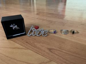 Rings for Sale in Gilroy, CA