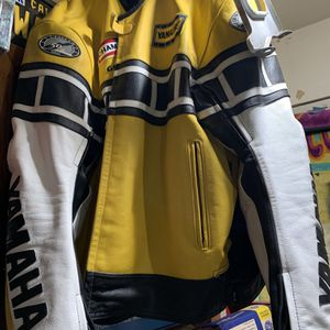 2006 Yamaha R1 50th Anniversary Leather Jacket for Sale in Hayward, CA