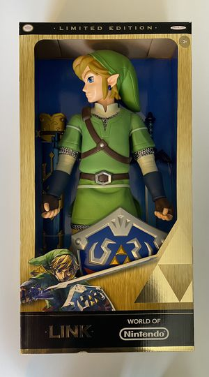 "Legend Zelda Skyward Sword Link Variant 20"" Action Figure SDCC 2015 EE Exclusive for Sale in Los Angeles, CA"