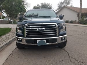 2015 Ford F150 Crew Cab for Sale in Fresno, CA