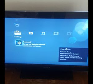 32 inch Tv Pick up today $60 for Sale in Boulder, CO