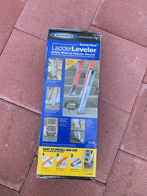 Ladder Leveler for Sale in Berkeley Township, NJ