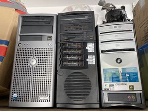 Computers and monitors for free for Sale in San Diego, CA