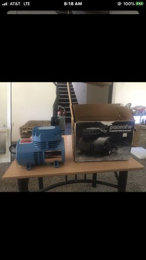 Paasche air compressor for Sale in Vancouver, WA