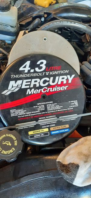4.3 Mercury Mercruiser for Sale in Watauga, TX