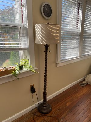 Decorative Boho Lamp for Sale in Haddonfield, NJ