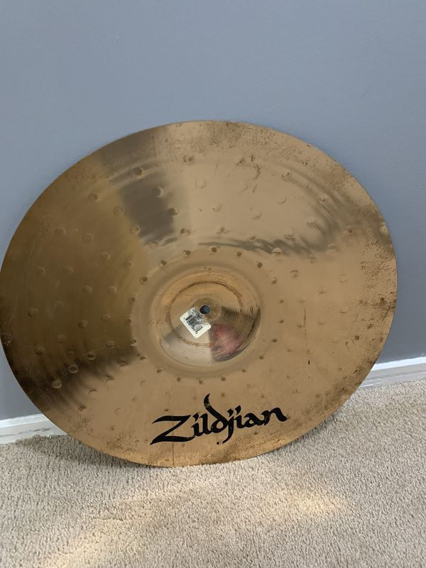 Zildjian ZBT crash Ride 18in