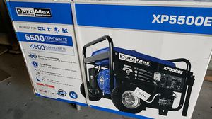 New 5500 watt duramax generator in box for Sale in Austin, TX