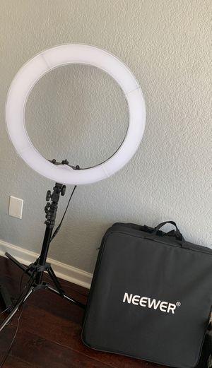 Brand new 18 inch Ring Light for Sale in Scottsdale, AZ