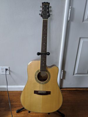 Mitchell acoustic-Electric guitar for Sale in Fresno, CA