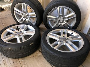 Audi Rims and Tires for Sale in Madera, CA