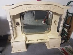 Old mirror top to dresser for Sale in Oklahoma City, OK
