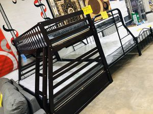 Kids bunk beds with matress brand new delivery 🚚 available for Sale in Phoenix, AZ