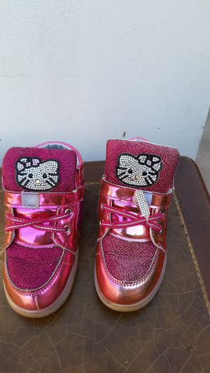 Hello kitty girl shoes for Sale in Westminster, CA
