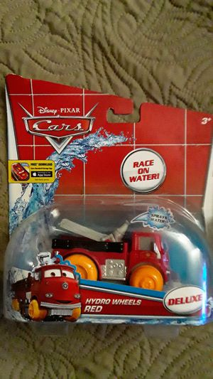CARS HYDRO WHEELS RED NEW TOYS $10 ✔PRICE IS FIRM✔ for Sale in Huntington Park, CA